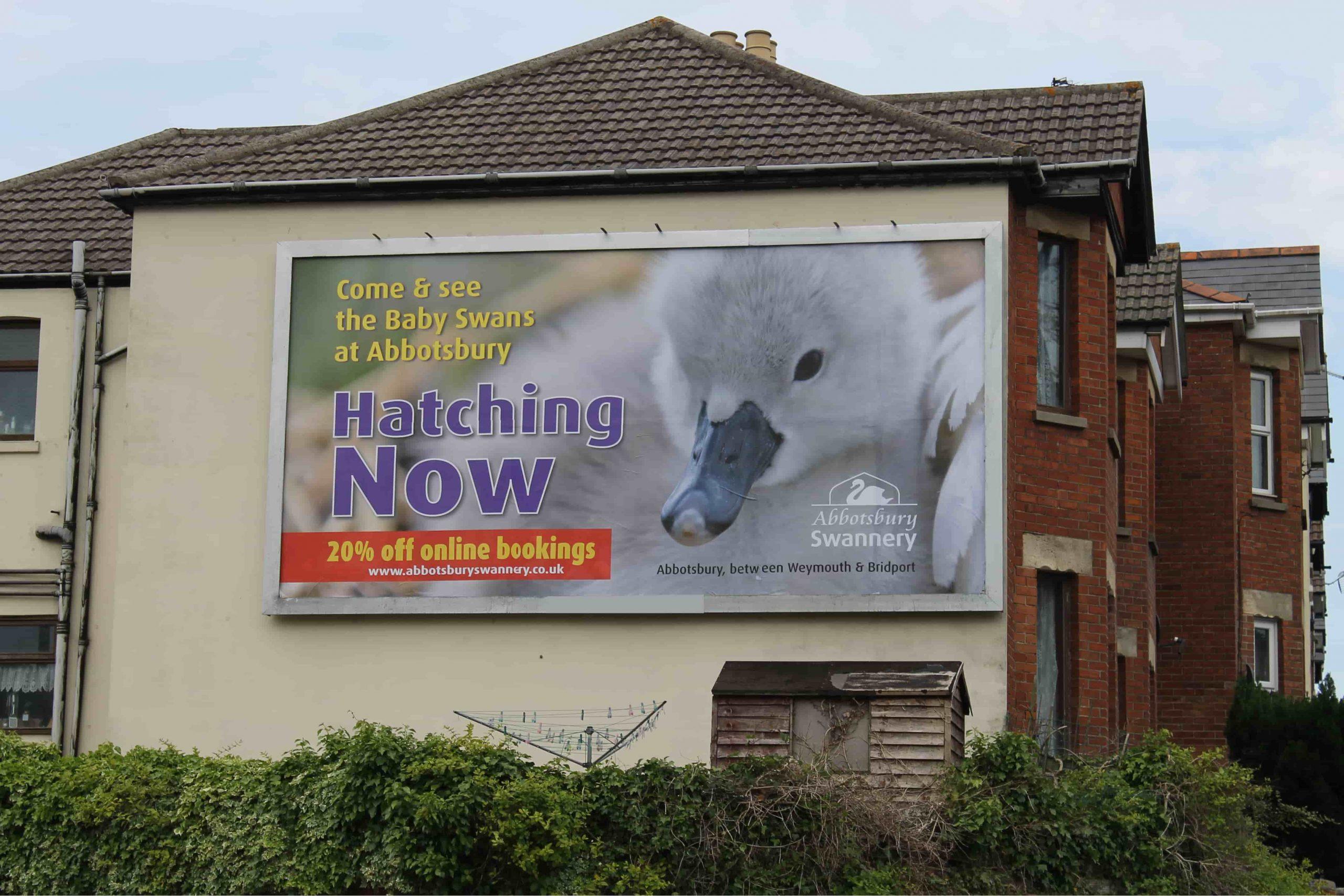 Creating an effective billboard advert
