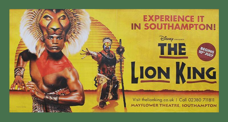 Southampton advertising