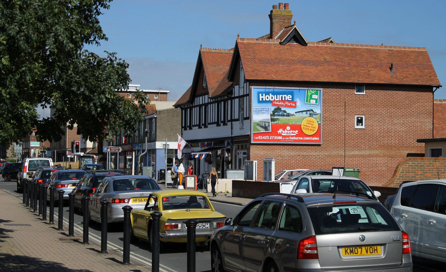 Why outdoor advertising