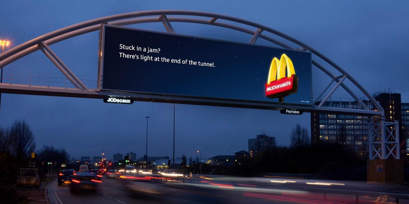 what is Digital billboard advertising