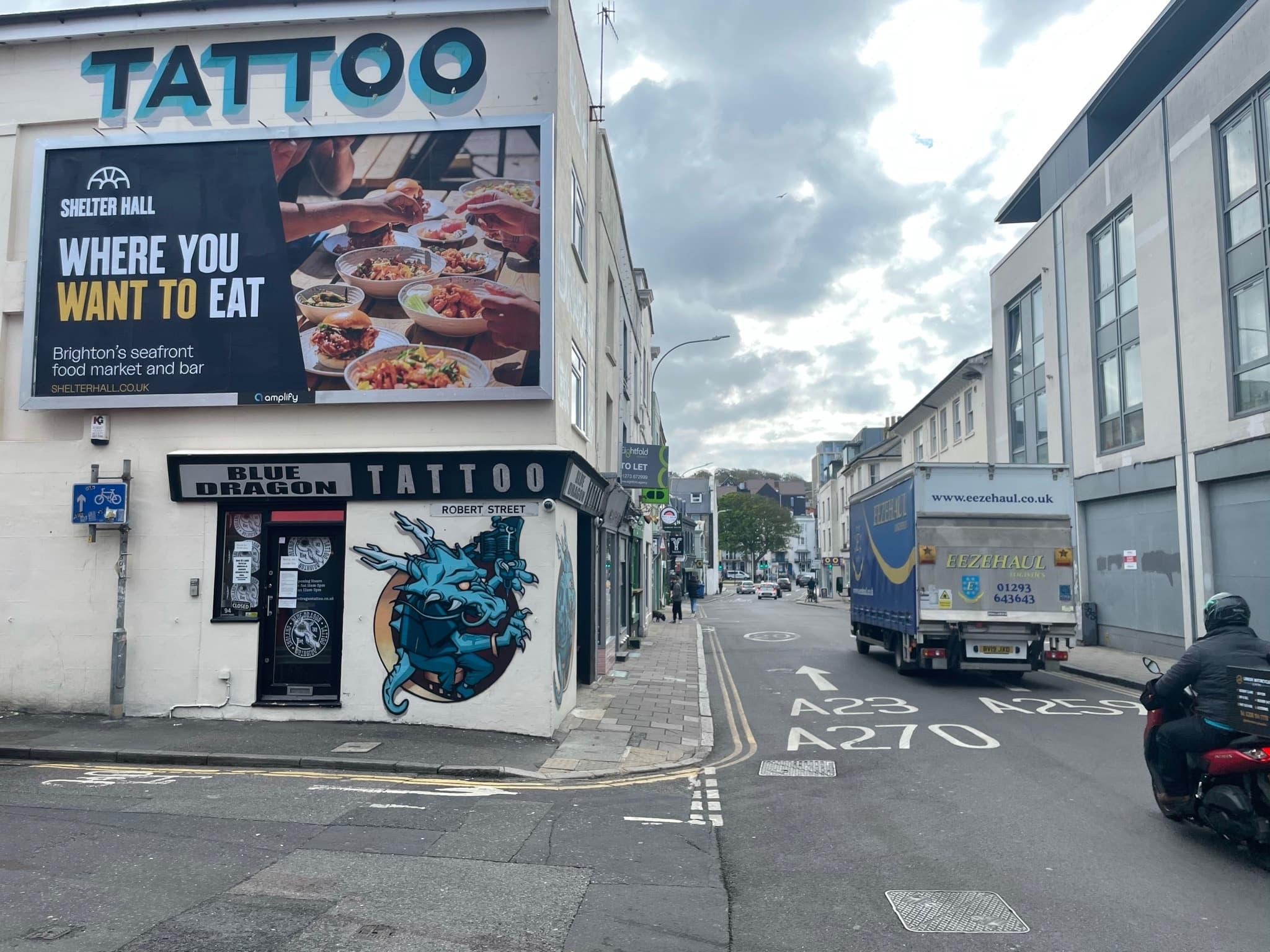 Effectiveness of outdoor advertising in the UK